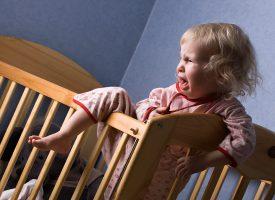 Forældre om børn, der nægter at sove: De lider af falsk bevidsthed!