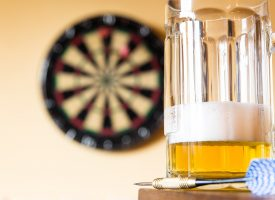 Dansk dart truet af alkoholfrie øl