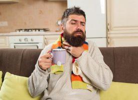 Færre tilfælde af mandeinfluenza i år