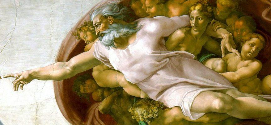 Gud var på orlov i 2020: Overlod opgaver til Satan