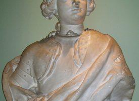Efterkommere af slaver jubler over ødelæggelse af konge-buste
