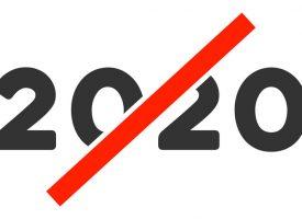 Det Internationale Tidsrejseagentur forbyder alle rejser til og fra 2020 (fra fremtidsarkivet, år 3000)