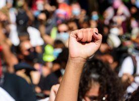 Demonstranter: Vi kæmper for det konsekvensløse samfund