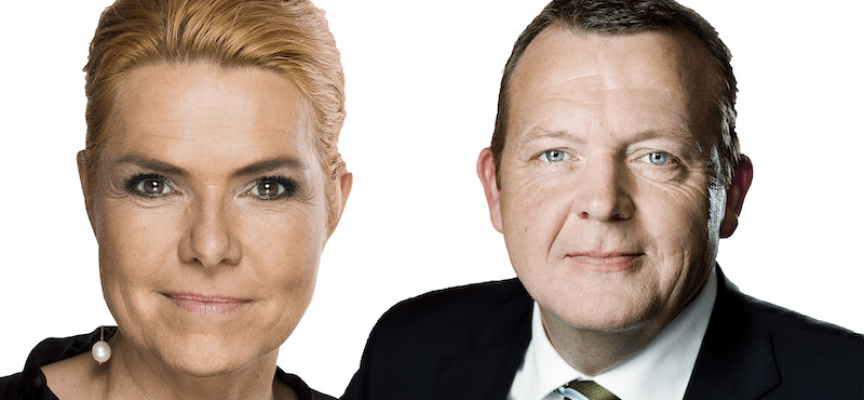 Støjberg og Løkke stifter partiet Bitre Borgerlige