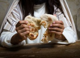 Jøde genkendt, da han flåede i brød (fra arkivet, år 33)