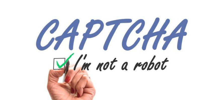 Dennis er robot: Captcha-funktionen skader os