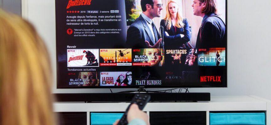 Kvinde reddet fra Netflix-fangenskab efter 14 timer lang redningsaktion
