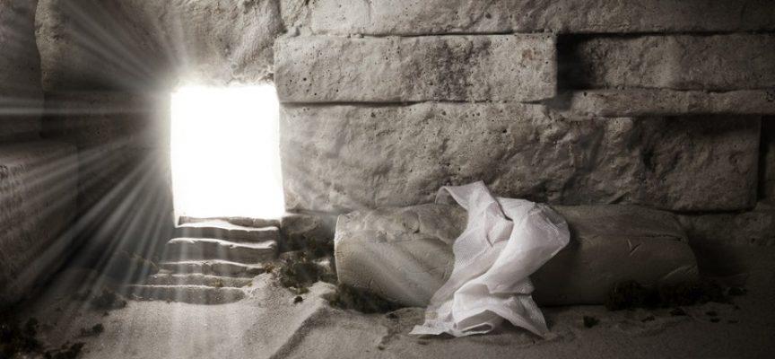 Jesus: De der dage i dødsriget var lige, hvad jeg trængte til (fra arkivet, år 33)