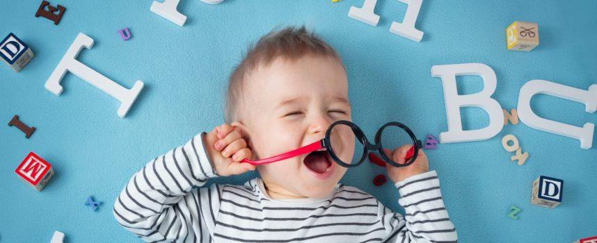 Etårige Vitus: Vi har for store forventninger til babyrollen