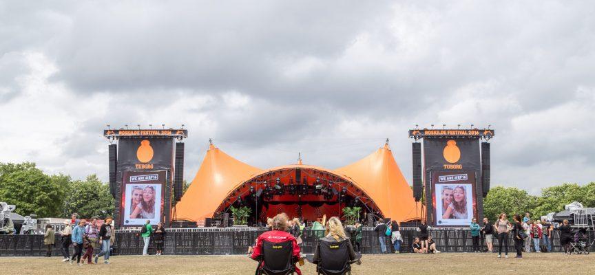 Musikfestivaler åbnes for alle, der bestiller billet mindst et år før