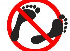 Ny lov mod vanvidskørsel: Kan konfiskere bilistens fødder