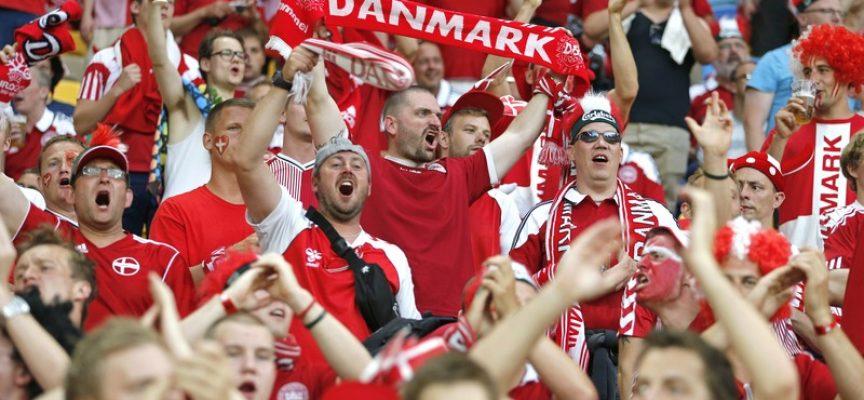 Mette Frederiksen: Vi går hele vejen og slår Tyskland i finalen!