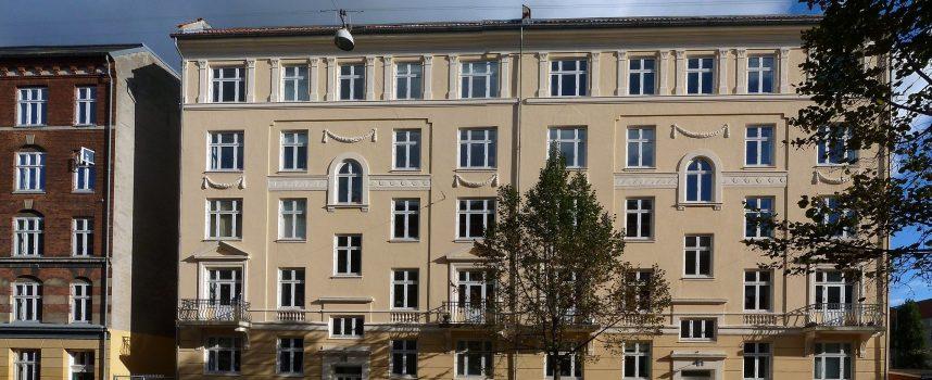 Studerende finder billig og central lejlighed i København uden forældrehjælp