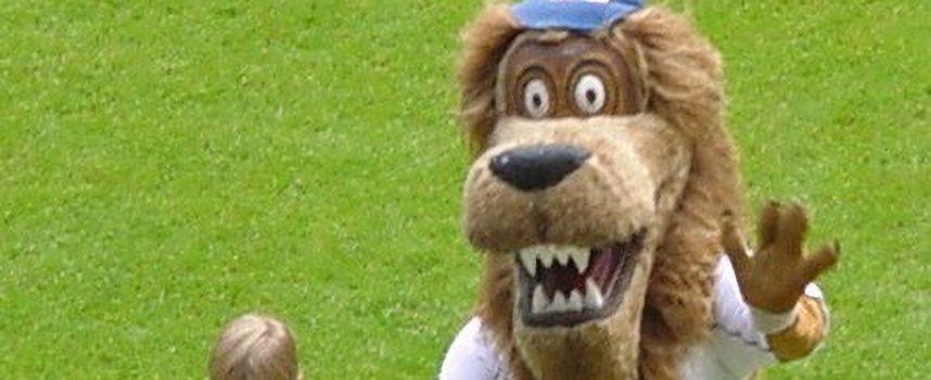 Maskotten Leo fyret af FCK: Jeg er megaskuffet